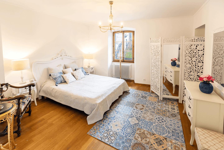 Appt 2 Bedroom – Château du Châtelard